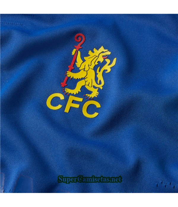 Tailandia Equipacion Camiseta Chelsea Vapor Match Cup 2019/20