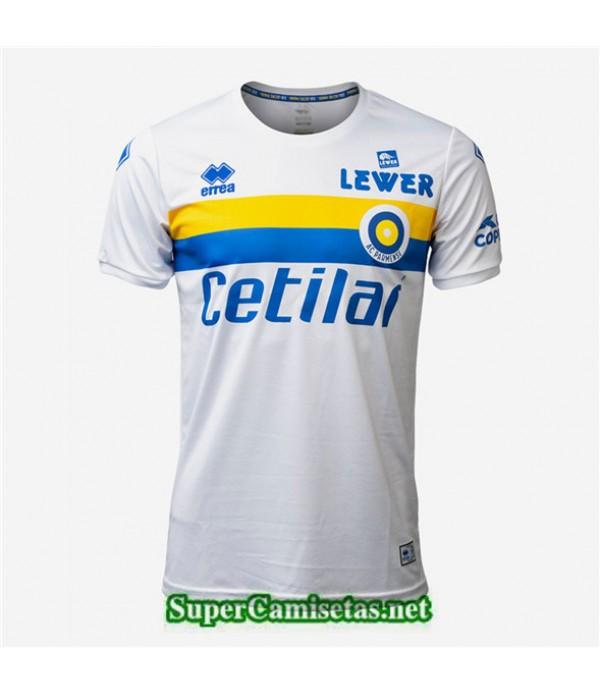 Tailandia Equipacion Camiseta Parma Édition Spéciale Blanc 2019/2020/21