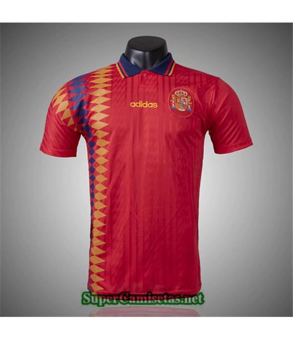 Tailandia Primera Camisetas Clasicas España Hombre 1994