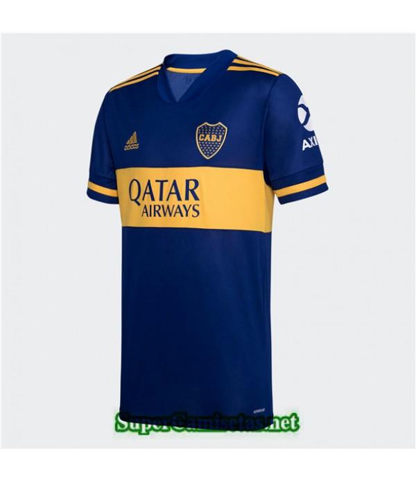 Tailandia Primera Equipacion Camiseta Boca Juniors 2020/21