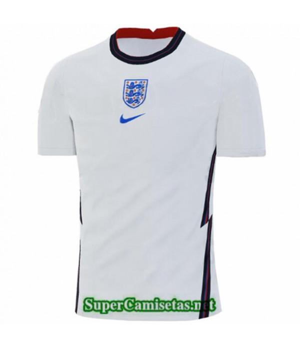 Tailandia Primera Equipacion Camiseta Inglaterra Blanco Euro 2020/21