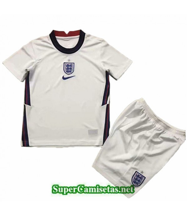 Tailandia Primera Equipacion Camiseta Inglaterra Niños Euro 2020/21