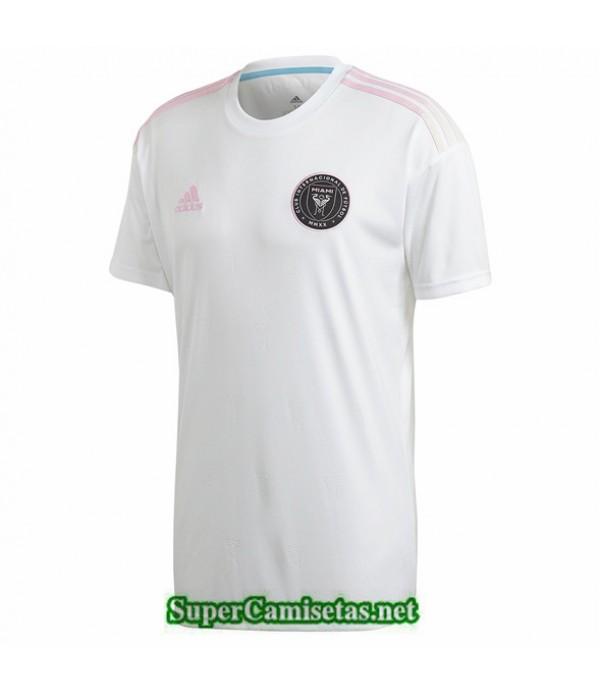 Tailandia Primera Equipacion Camiseta Inter Miami Blanco 2020/21