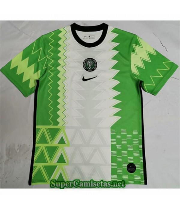 Tailandia Primera Equipacion Camiseta Nigeria 2020/21