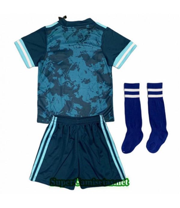 Tailandia Segunda Equipacion Camiseta Argentina Niños 2020/21 2021
