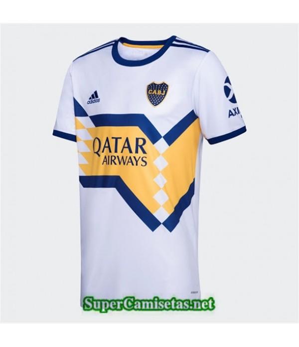 Tailandia Segunda Equipacion Camiseta Boca Juniors 2020/21