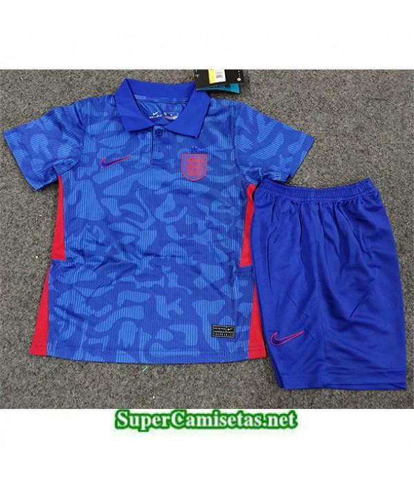 Tailandia Segunda Equipacion Camiseta Inglaterra Niños 2020/21