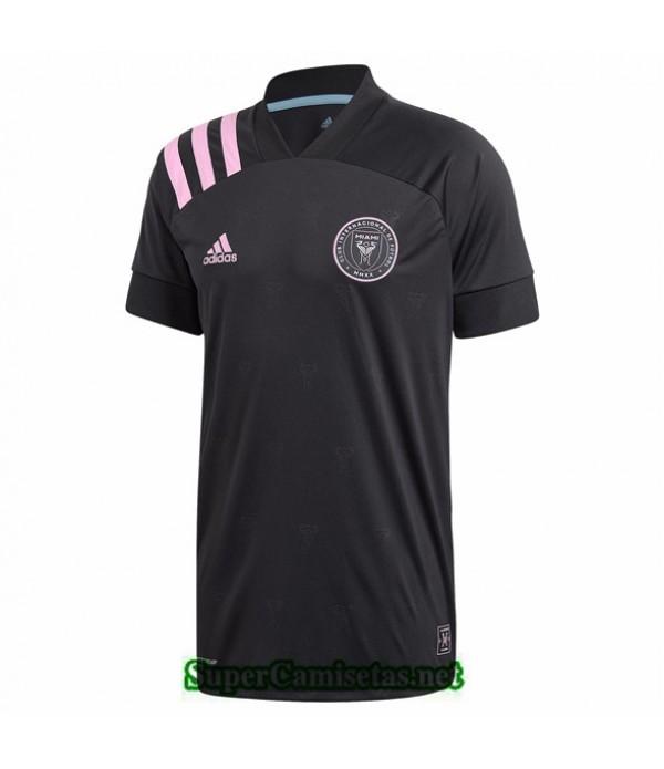 Tailandia Segunda Equipacion Camiseta Inter Miami Negro 2020/21