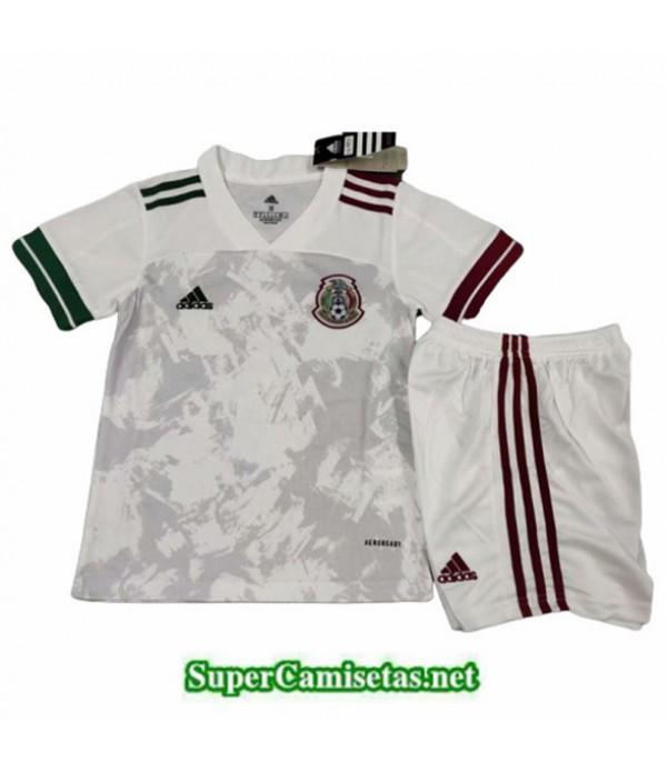 Tailandia Segunda Equipacion Camiseta México Niños 2020/21