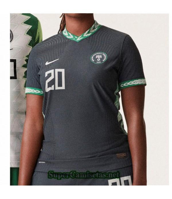 Tailandia Segunda Equipacion Camiseta Nigeria 2020/21