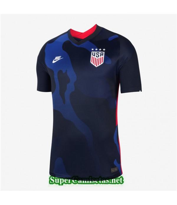 Tailandia Segunda Equipacion Camiseta Usa 2020/21