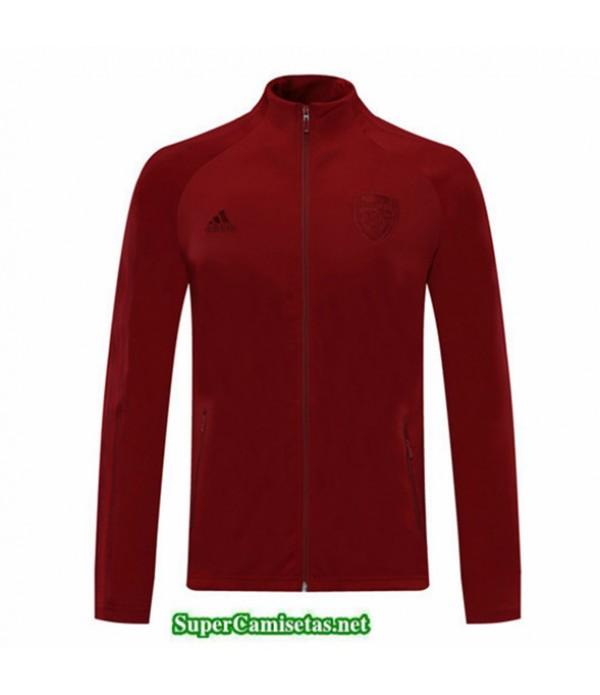 Tailandia Camiseta Arsenal Chaqueta Rojo 2020/21