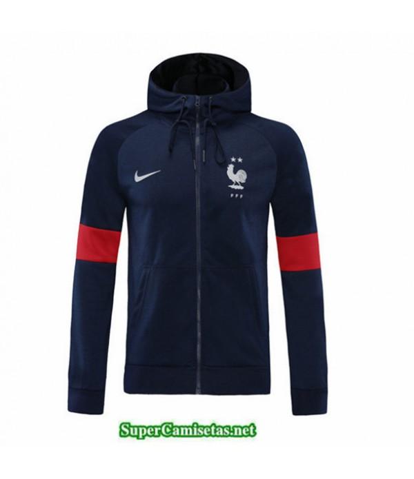 Tailandia Camiseta Francia Chaqueta Hoodie 2020/21