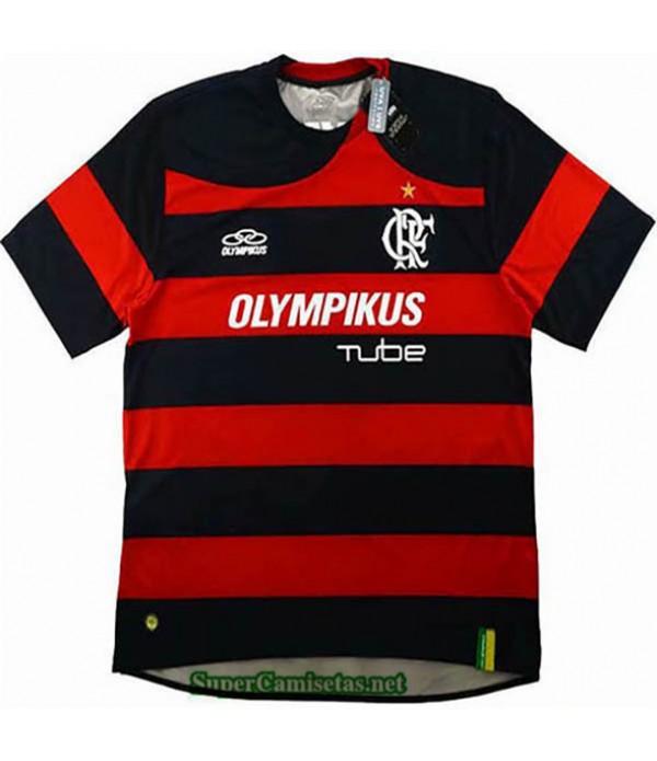 Tailandia Camisetas Clasicas Flamengo Hombre 2009