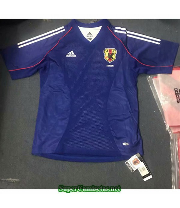 Tailandia Camisetas Clasicas Hombre Japon 2002 2004