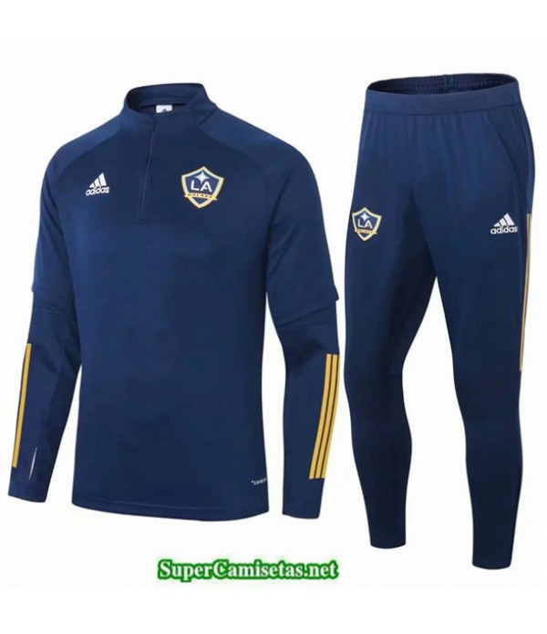 Tailandia Chandal Los Angeles Galaxy Azul Marino 2020/21