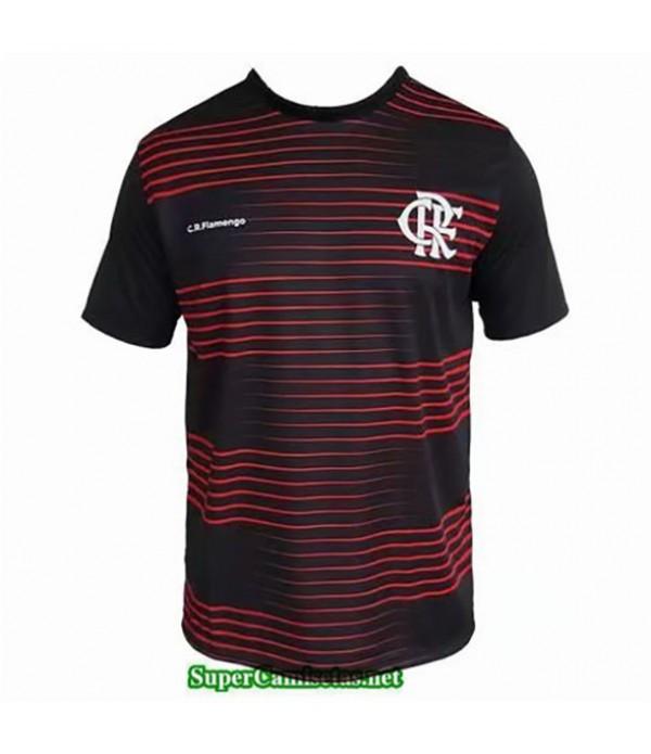 Tailandia Entrenamiento Equipacion Camiseta Flamengo Rojo/negro 2020/21