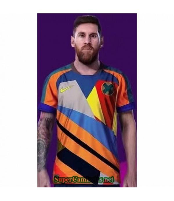 Tailandia Equipacion Camiseta Equipo Juvenil 2020/21