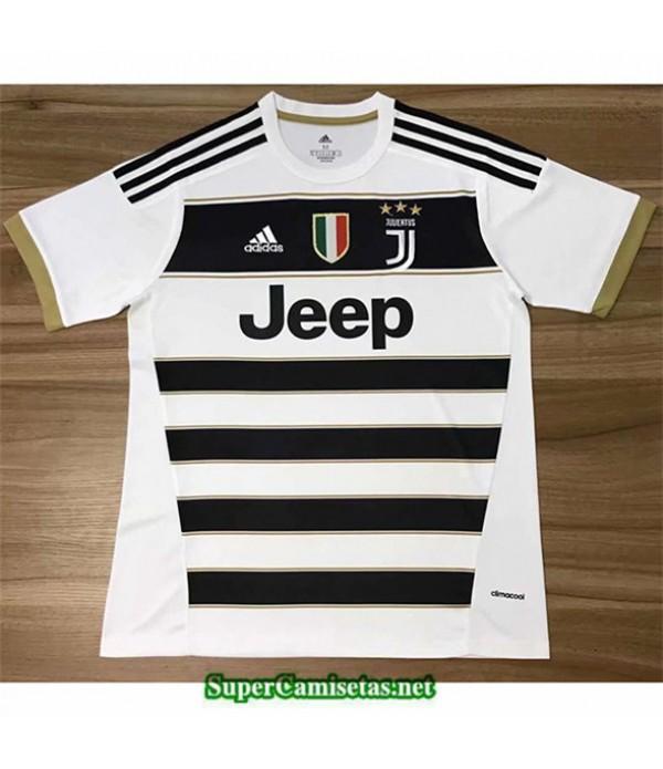 Tailandia Equipacion Camiseta Juventus Blanco 2020/21