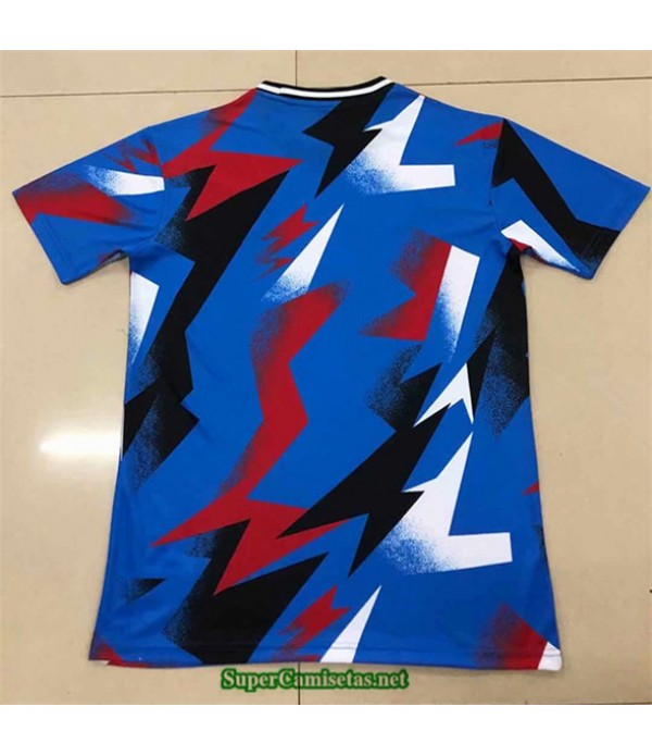 Tailandia Equipacion Camiseta Psg Previo Al Partido Azul 2020/21