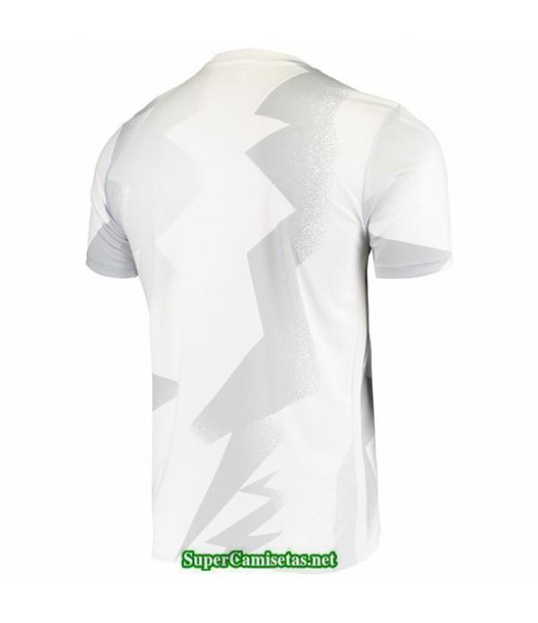 Tailandia Equipacion Camiseta Psg Previo Al Partido Blanco 2020/21