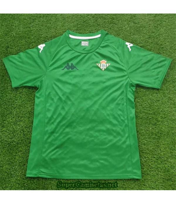 Tailandia Equipacion Camiseta Real Betis Edición Conmemorativa 2020/21