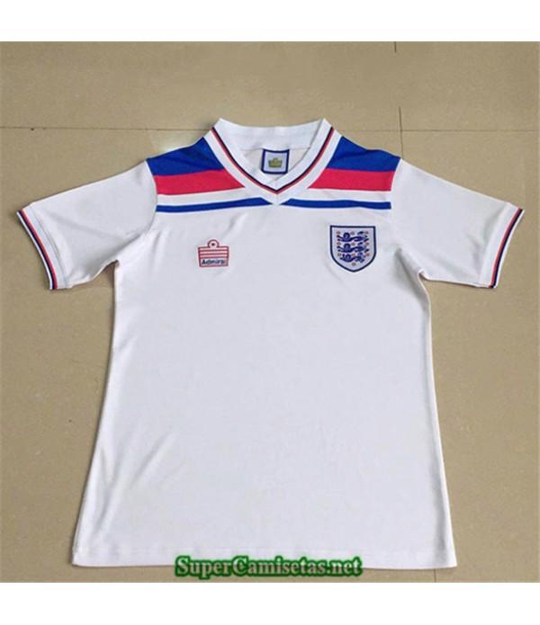 Tailandia Primera Camisetas Clasicas Hombre Inglaterra 1980