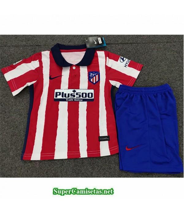 Tailandia Primera Equipacion Camiseta Atletico De Madrid 2020/21