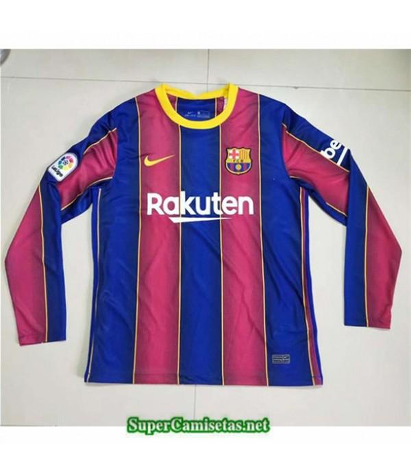 Tailandia Primera Equipacion Camiseta Barcelona Ma...