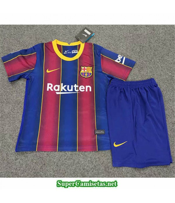 Tailandia Primera Equipacion Camiseta Barcelona Niños 2020/21