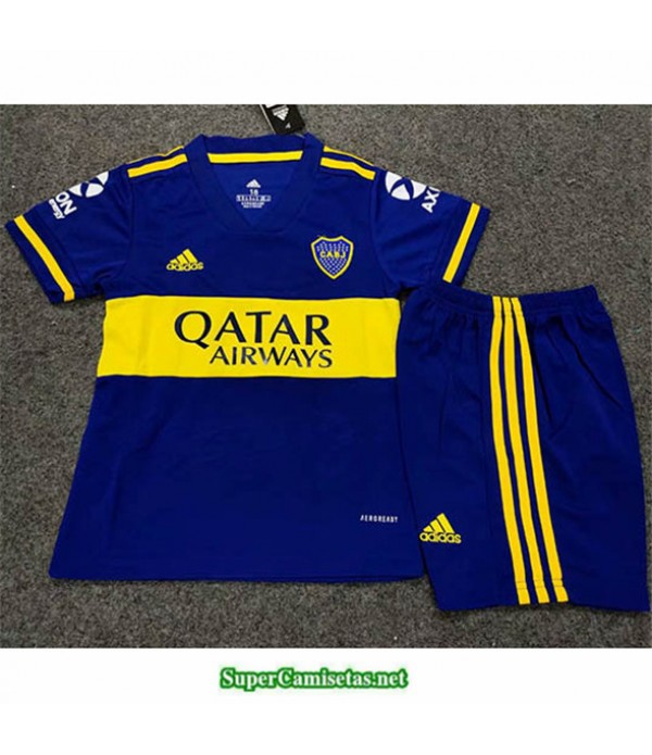 Tailandia Primera Equipacion Camiseta Boca Juniors Enfant 2020/21
