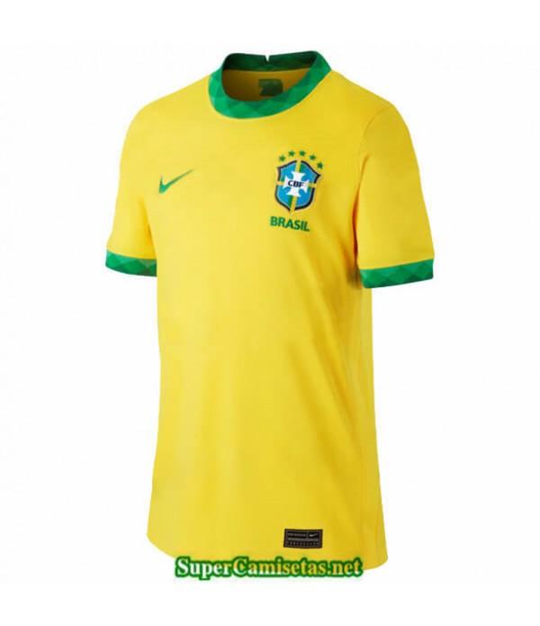 Tailandia Primera Equipacion Camiseta Brasil 2020/21