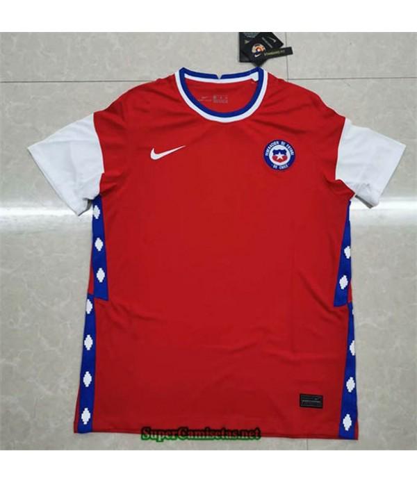 Tailandia Primera Equipacion Camiseta Chile 2020/21