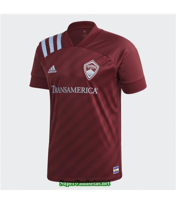 Tailandia Primera Equipacion Camiseta Colorado Rapids 2020/21