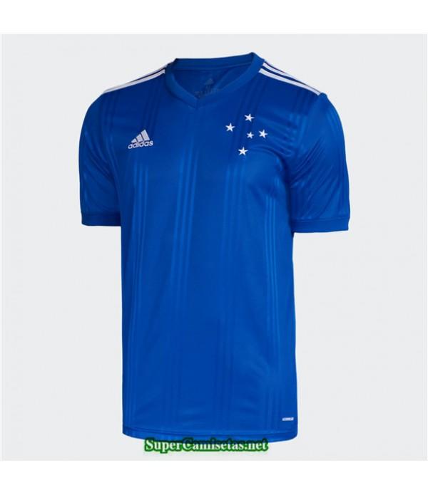 Tailandia Primera Equipacion Camiseta Cruzeiro Azul 2020/21