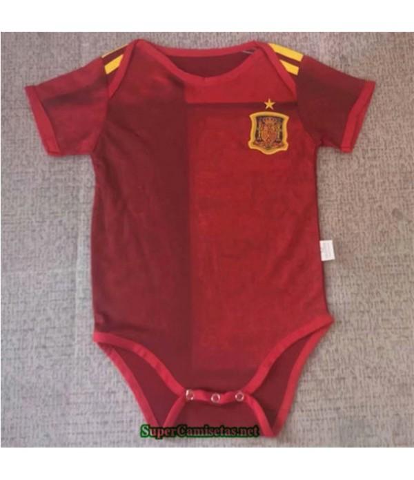 Tailandia Primera Equipacion Camiseta España Béb...