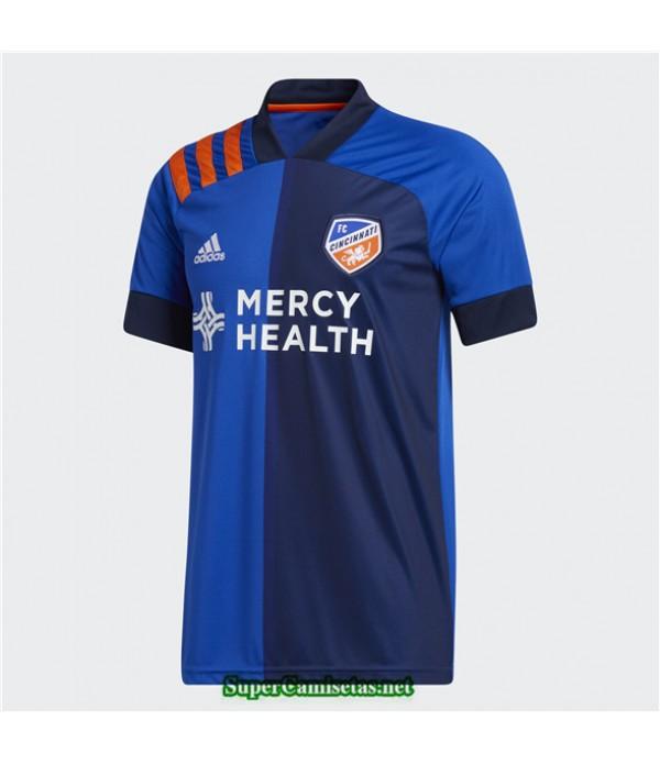 Tailandia Primera Equipacion Camiseta Fc Cincinnati 2020/21