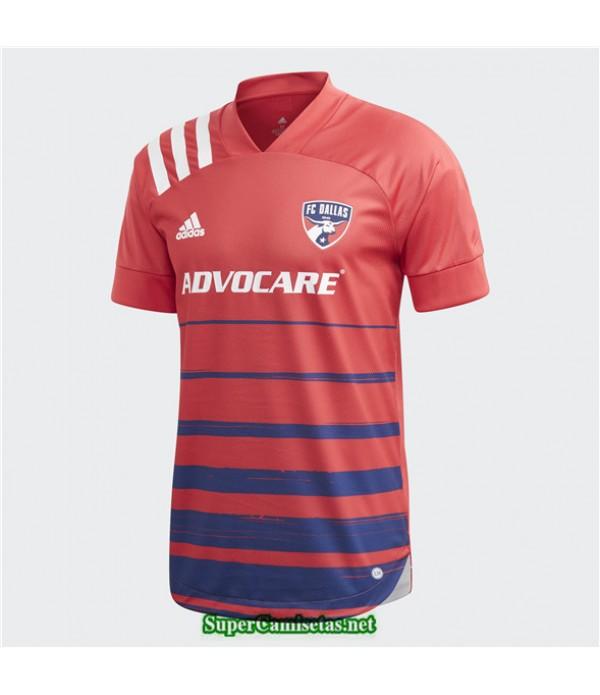 Tailandia Primera Equipacion Camiseta Fc Dallas 2020/21