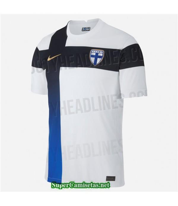 Tailandia Primera Equipacion Camiseta Finlandia 2020/21