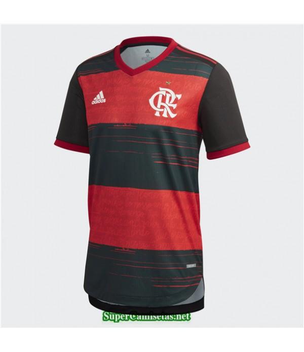 Tailandia Primera Equipacion Camiseta Flamengo 2020/21