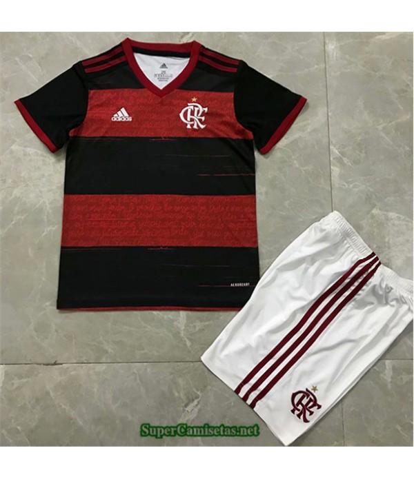 Tailandia Primera Equipacion Camiseta Flamengo Enfant 2020/21