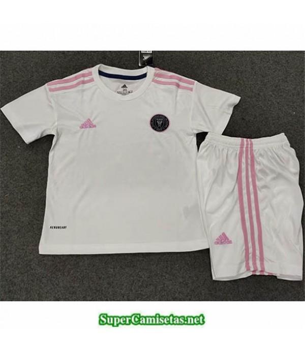 Tailandia Primera Equipacion Camiseta Inter Miami Niños 2020/21
