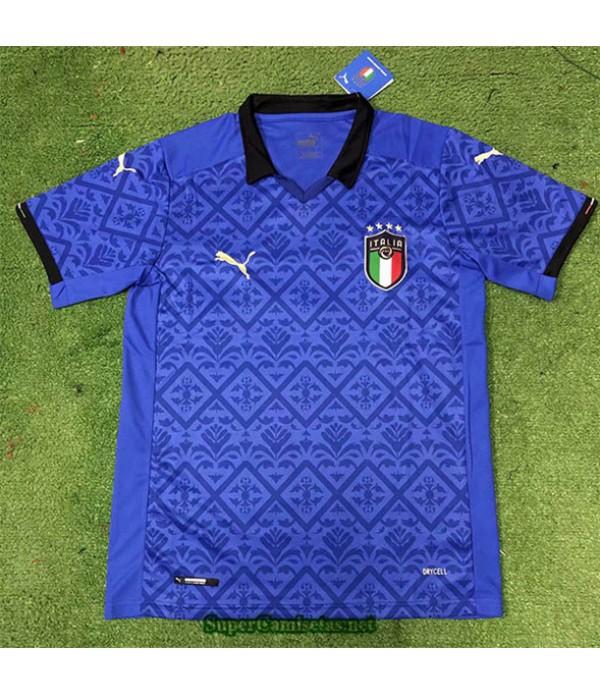 Tailandia Primera Equipacion Camiseta Italia 2020/21