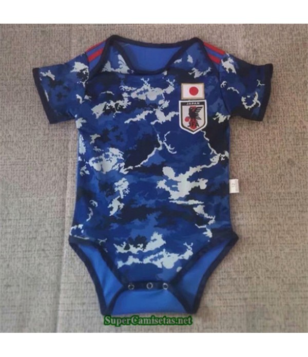 Tailandia Primera Equipacion Camiseta Japon Bébé 2020/21
