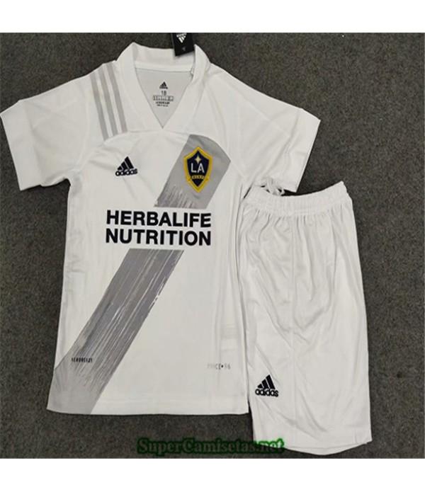 Tailandia Primera Equipacion Camiseta La Galaxy Niños 2020/21