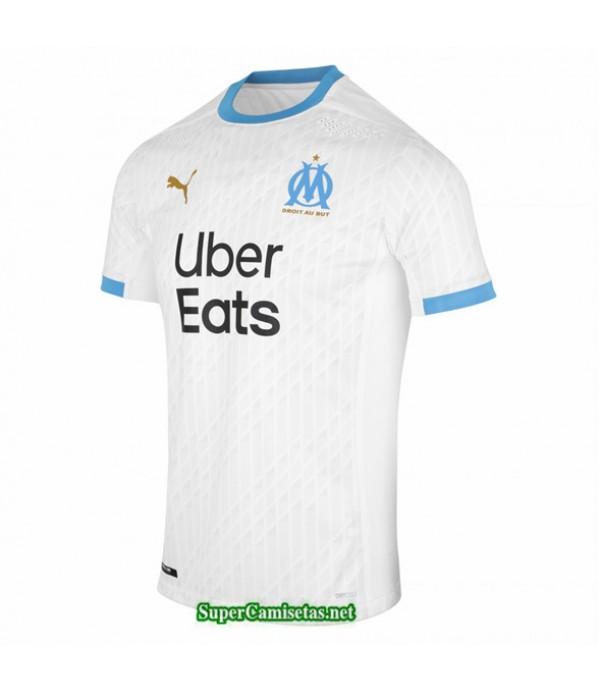 Tailandia Primera Equipacion Camiseta Marsella 2020/21