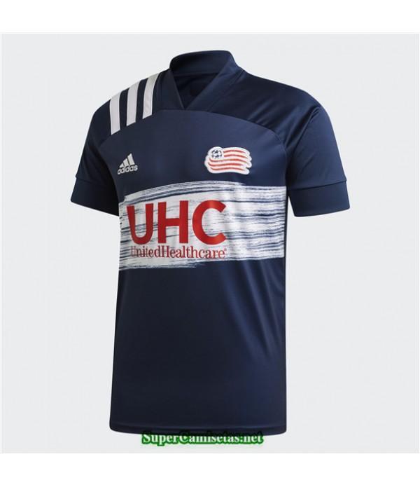 Tailandia Primera Equipacion Camiseta New England Revolution 2020/21