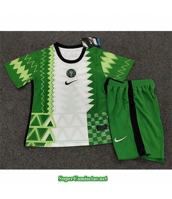 Tailandia Primera Equipacion Camiseta Nigeria Enfant 2020/21