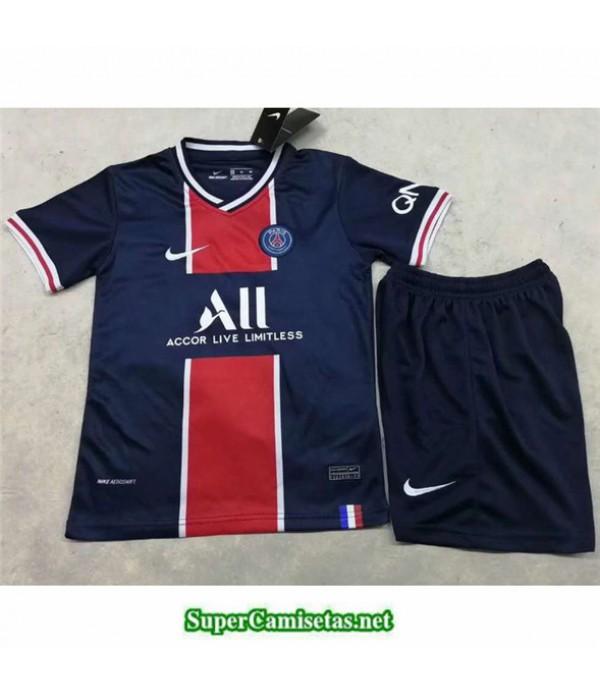 Tailandia Primera Equipacion Camiseta Psg Niños 2...