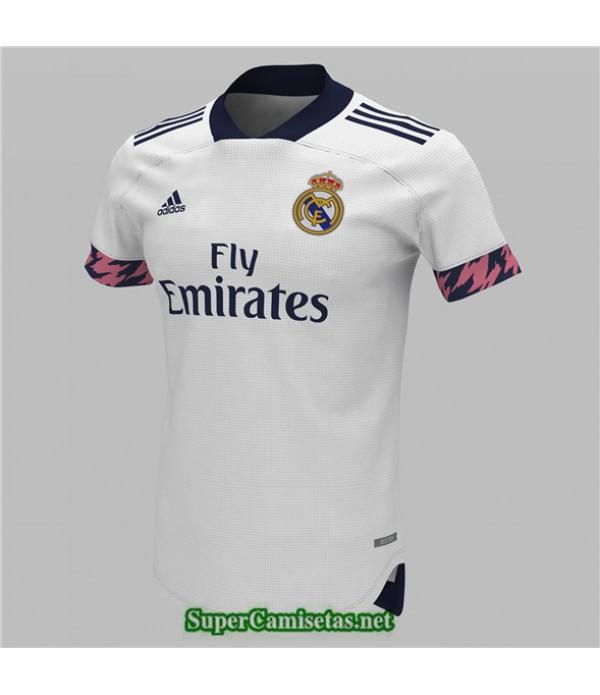 Tailandia Primera Equipacion Camiseta Real Madrid Concepto 2020/21